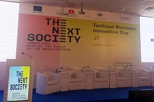 Poster of the Tunisian Business and Innovation Day