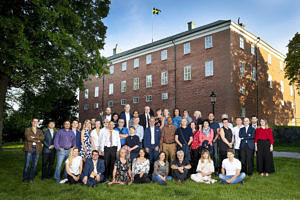 "Towards entry ""FAU represented at Erasmus+ Staff Training Week in Sweden"""