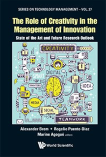 Buch – The Role of Creativity in the Management of Innovation
